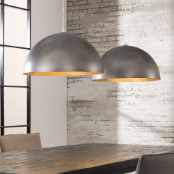 Luster 74-85 Silvery finish